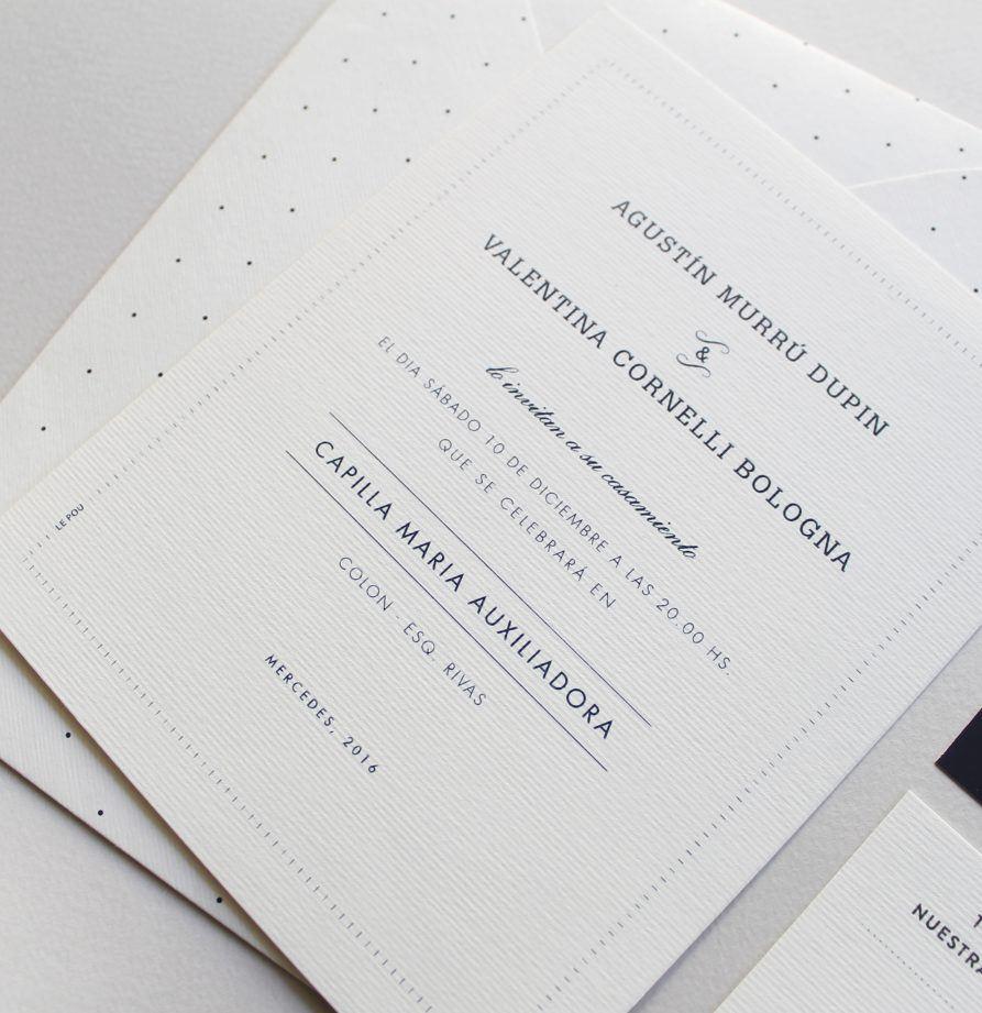 """""""Londres"""" INVITACION DE CASAMIENTO"""