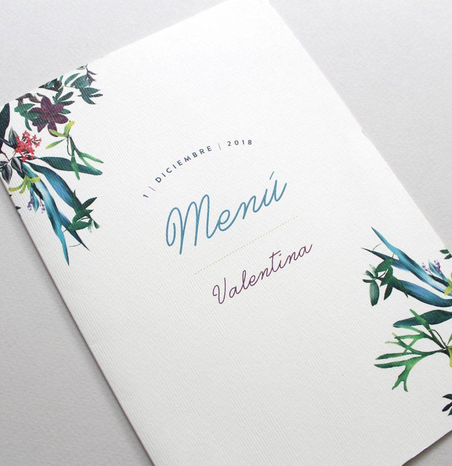"""""""Valentina"""" INVITACION DE QUINCE"""