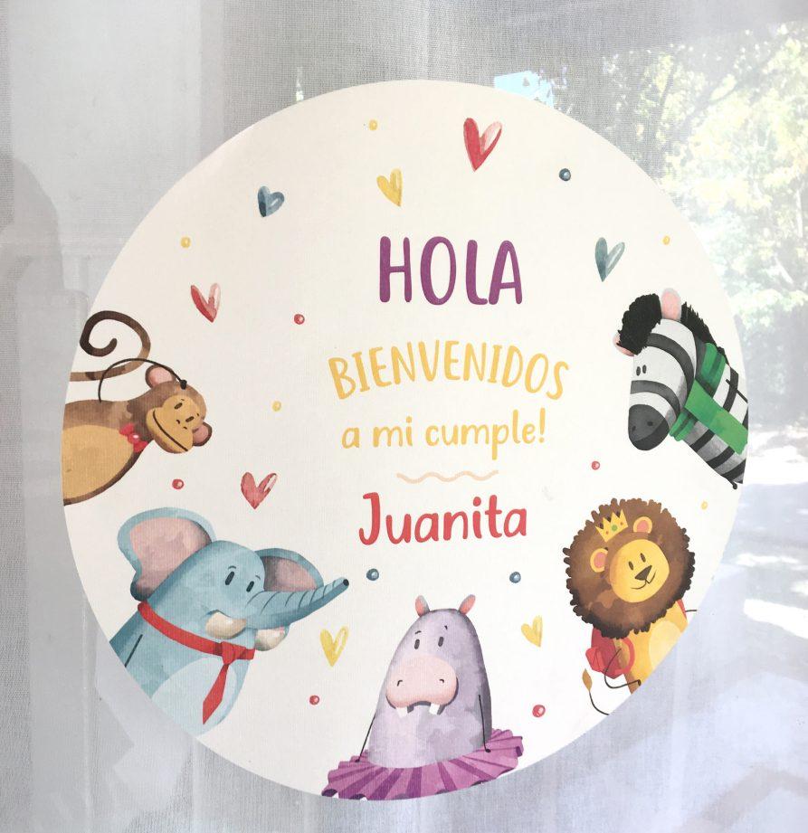 Poster circular