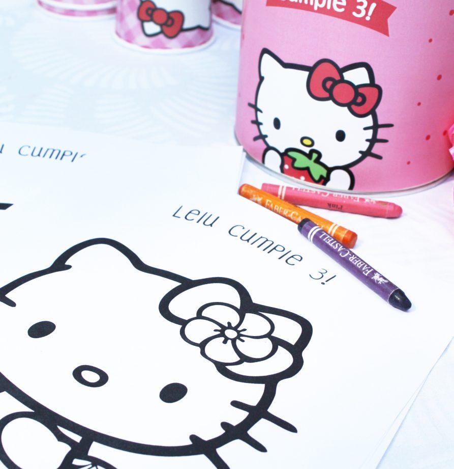 """Cumple """"Hello Kitty"""""""