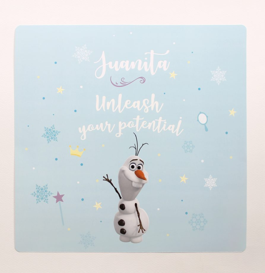 "Cumple ""Frozen"""