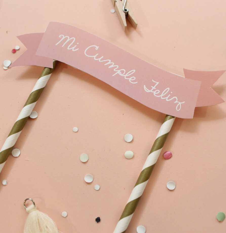 "Deco Torta ""Pink"""