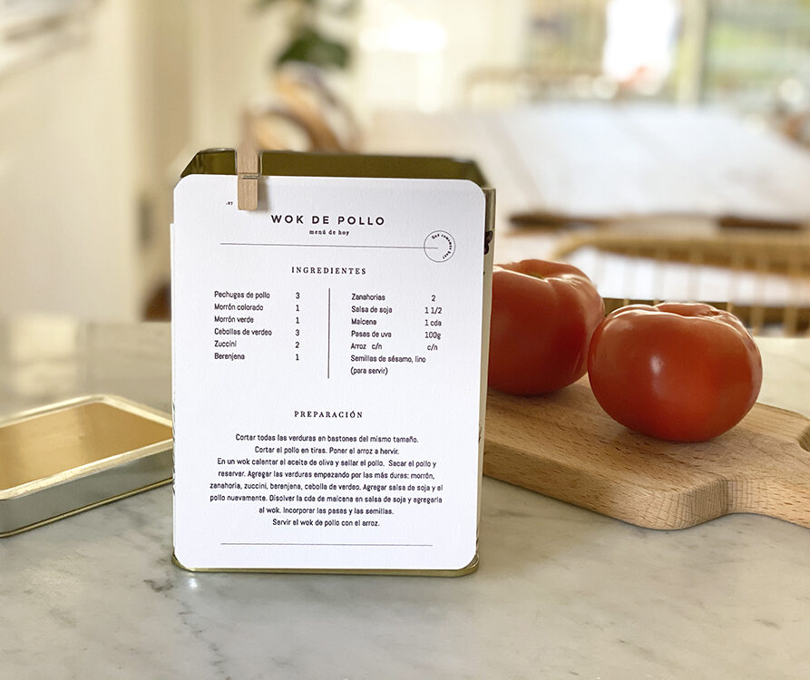 Que comemos hoy? – Recetario