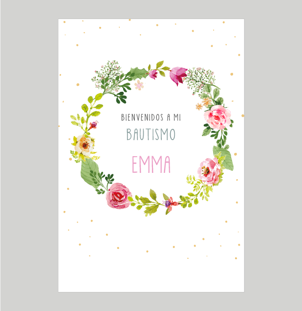 Combo deco Emma